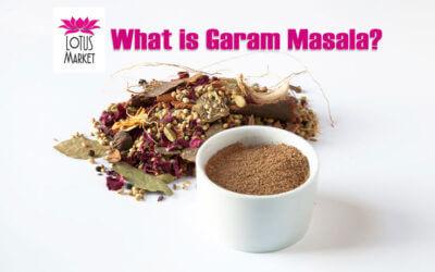What is Garam Masala?