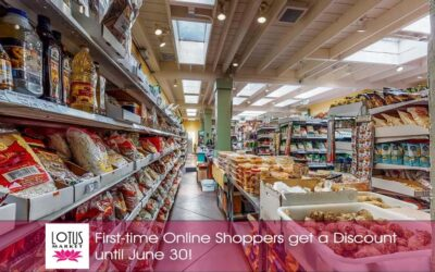 10% Off at LotusMarkets.com for New Shoppers