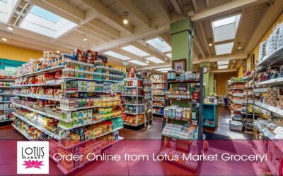 Order Online from Lotus Market Grocery!